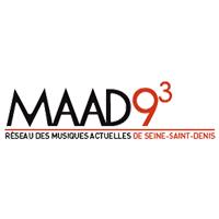logo maad 93
