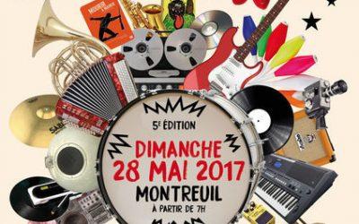 Bric à Brac Musical, Mai 2017