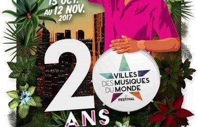 Earth Beat // Festival Villes des Musiques du Monde, Nov. 2017