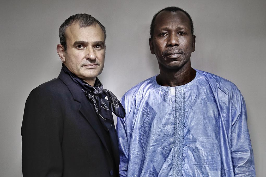 Balaké & Ségal © Photo : Claude GASSIAN