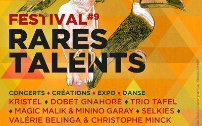 Festival Rares Talents 2020
