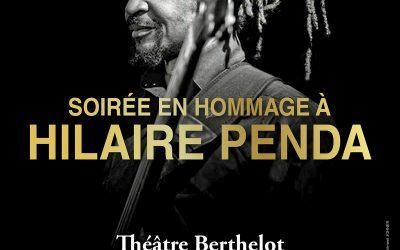Hommage à Hilaire PENDA